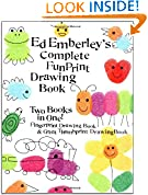 #8: Ed Emberley's Complete Funprint Drawing Book