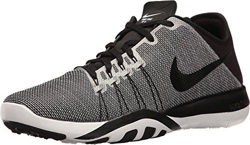 NIKE Women's Free TR 6 Print Training Shoe, Black (6.5) ()