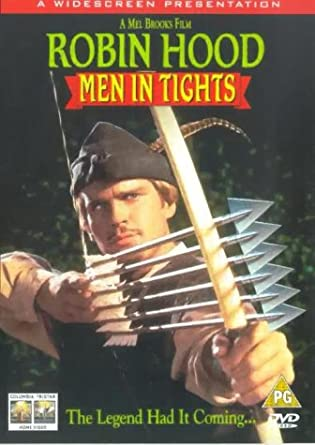 robin hood men in tights dvd 2010 amazon co uk cary elwes robin hood men in tights dvd 2010