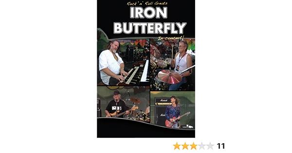 In Concert [USA] [DVD]: Amazon.es: Iron Butterfly: Cine y ...
