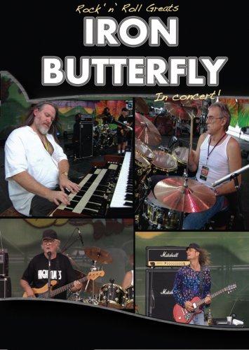 Rock Steady Bass - Rock 'n' Roll Greats - Iron Butterfly