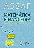Matemática Financeira - Edição Universitária