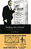 Studying New Zealand, G. A. Wood, 1877133094