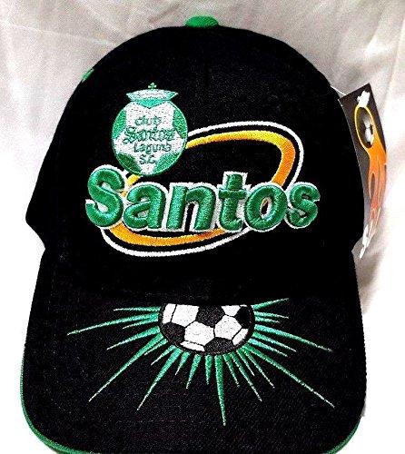Solスポーツ新しい。Club Deportivo Santos De Torreon刺繍調節可能なキャップ B07BPGKNGT