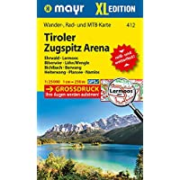 Tiroler Zugspitz Arena XL, Ehrwald, Lermoos, Biberwier, Lähn/Wengle, Bichlbach, Berwang, Heiterwang, Plansee, Namlos…