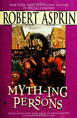 book cover of Myth-ing Persons