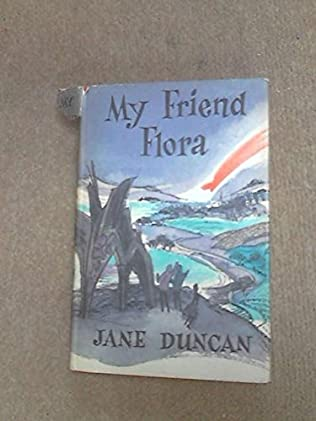 book cover of My Friend Flora