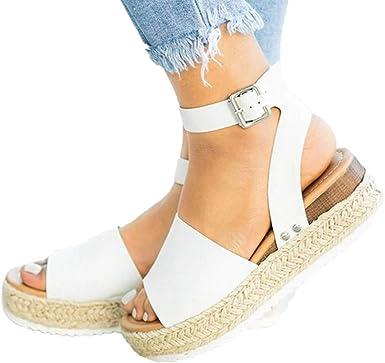 Women White Gibobby Wedge Sandal Plus