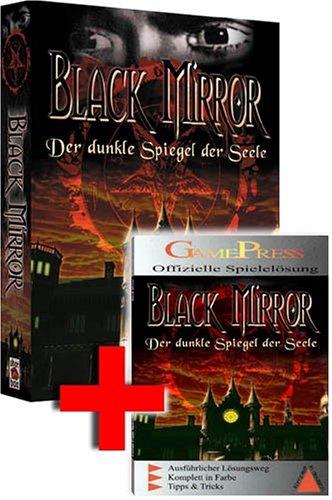 Black Mirror inkl. Lösungsbuch