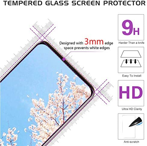LeYi Compatible for iPhone XR Case with Tempered Glass Screen Protector [2 Pack], [Military-Grade] Defender Protective Phone Case with Magnetic Ring Kickstand for iPhone XR 10 10XR, Red
