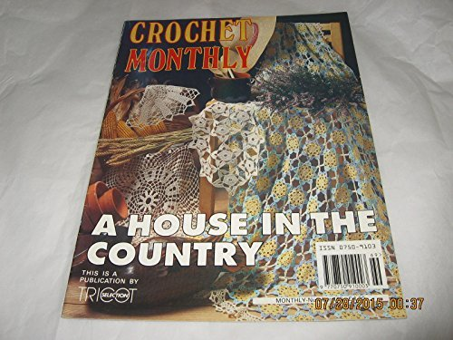 Crochet Monthly Number 169 1993 -