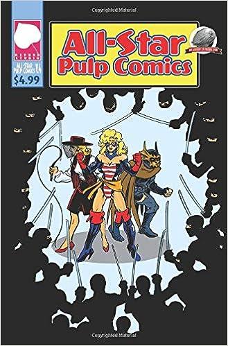 All-Star Pulp Comics Volume 4: Amazon.es: Ron Fortier ...