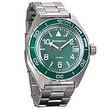 Vostok Komandirskie Mens Automatic Russian Military Wristwatch WR 200m #650858