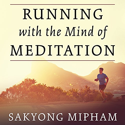 Running with the Mind of Meditation: Lessons for Training Body and Mind by Tantor Audio