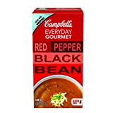 Campbell's Everyday Gourmet, Red Pepper Black Bean Soup, 500 mL