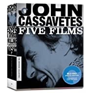 John Cassavetes: Five Films Shadows / Faces / A Woman Under the Influence / The Killing of a Chinese Bookie / Opening Night / A Constant Forge  The Criterion Collection