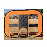 Kids Football Goal Net Foldable Simple for Children and Teenagers 110CM
