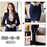 WYMBS Spring clothing suit career women's clothes set