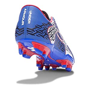 Under Armour Mens UA CF Force 2.0 FG Soccer Cleats 10.5 TEAM ROYAL