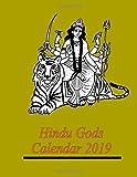 Hindu Gods Calendar 2019