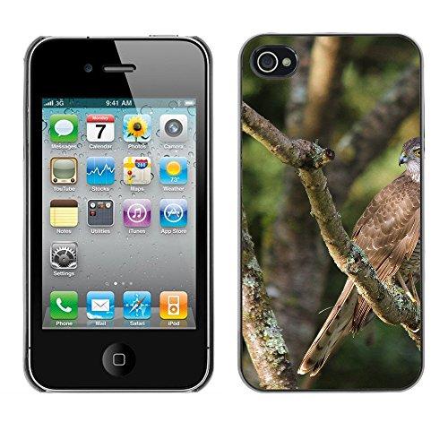 Premio Sottile Slim Cassa Custodia Case Cover Shell // F00013173 aigle // Apple iPhone 4 4S 4G