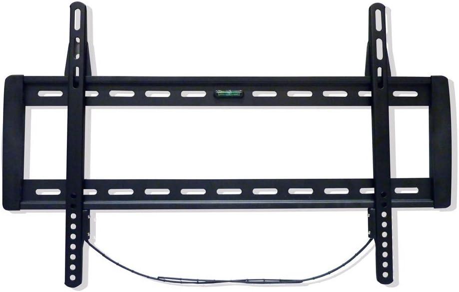 GISAN AX106 - Soporte de Pared Fijo para TV LED/LCD de Peso máximo ...