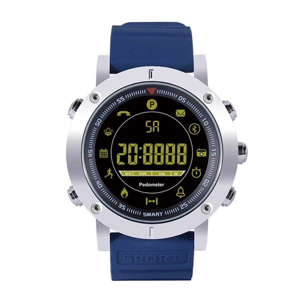 84d9c76f0e HCWH Flagship Casual Smart Watch da 33 Mesi in in in Standby 24 Ore su 24  Monitoraggio per Tutte Le Condizioni Meteo Smartwatch per iOS e Android  250147