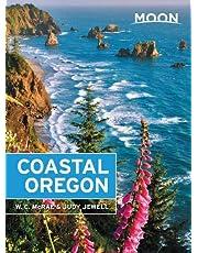 Moon Coastal Oregon