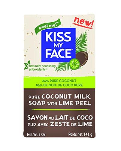 kiss-my-face-pure-coconut-milk-soap-bar-with-lime-peel-5-ounce