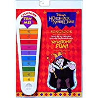 Disney's the Hunchback of Notre Dame Songbook : With Easy Instructions Xylotone