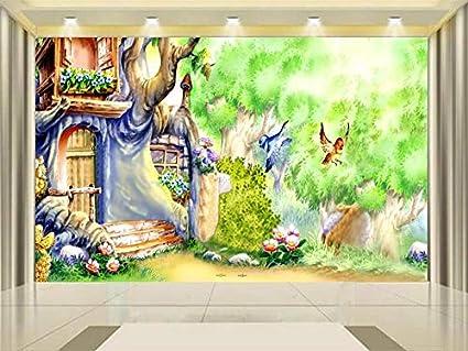 Xzcwwh 3d Wallpaper Photo Wallpaper Custom Kids Mural