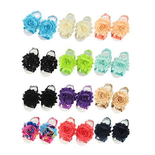 baby feet bow - 5