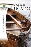 1, 2, 3 John and Jude, Max Lucado, 1418509752
