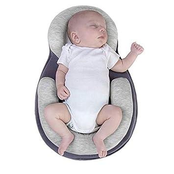 Amazon.com: Almohada estereotípica para bebé recién nacido ...