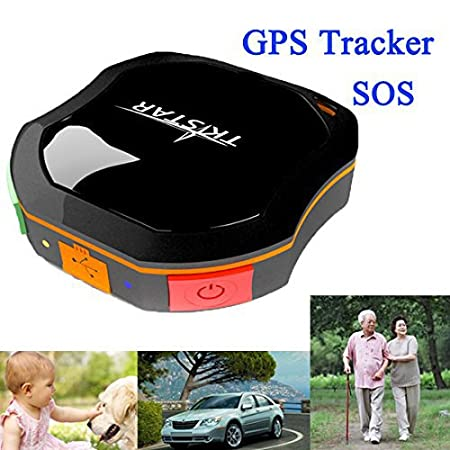 Amazon.com: Sourcingbay – Impermeable Mini GPS Tracker con ...