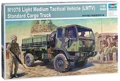 Used, Trumpeter 1:35 - M1078 Light Medium Tactical Vehicle for sale  Delivered anywhere in USA