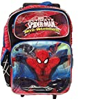 Marvel Ultimate Spiderman Web-warriors Rolling Backpack