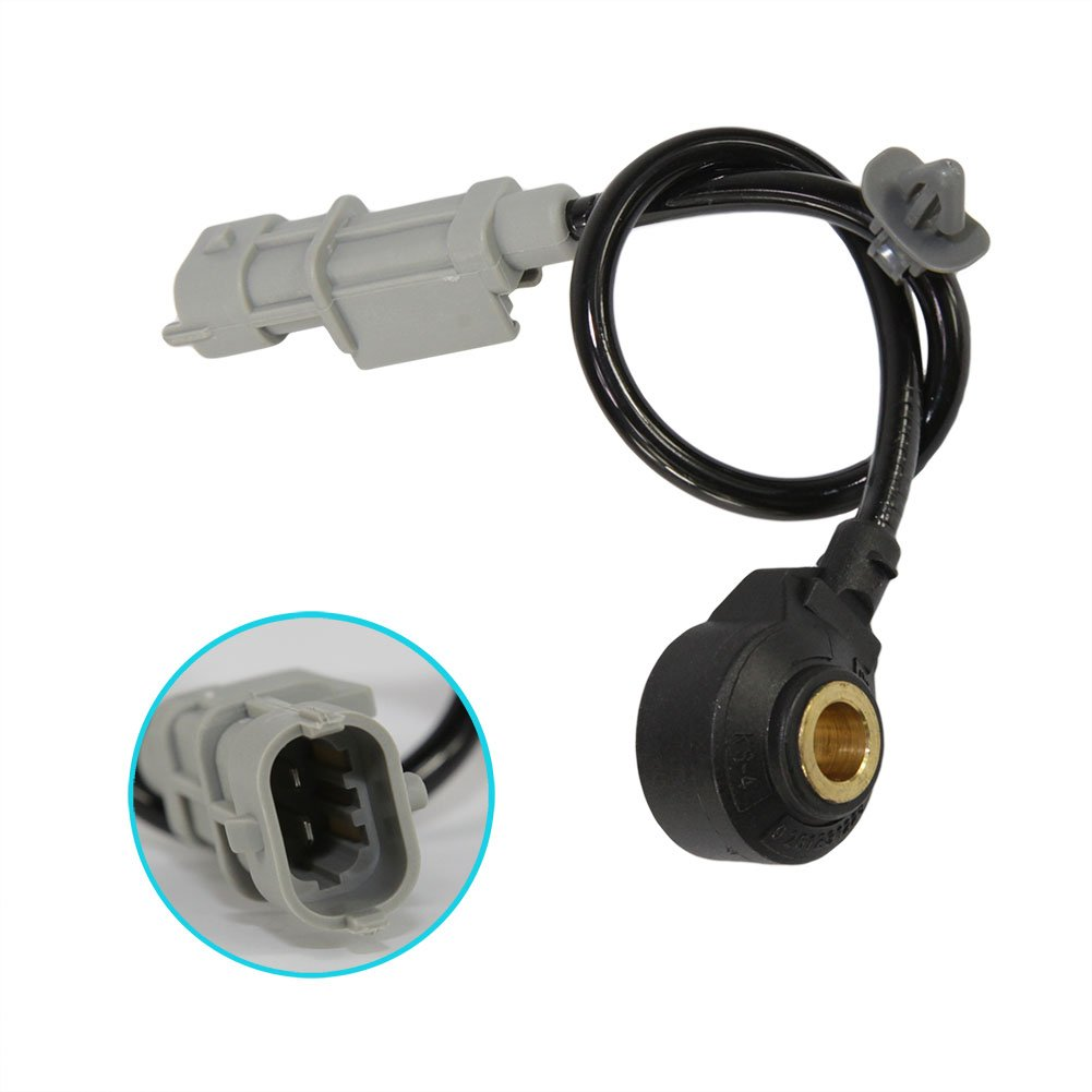 Ignition Knock Detonation Sensor Fit 0K30A-18921 0K30A18921 for Kia Rio 2001 2002 2003 2004 2005 L4 1.5L 1.6L//DOICOO
