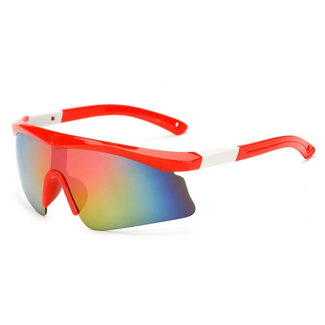 BAOYIT Outdoor Riding Windproof Sand-Proof Glasses Men and Women Riding Equipment Riding Sunglasses Protection Eye Glass (Color : A) by BAOYIT