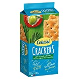 Colussi Rosemary Crackers - 250g (0.55lbs)