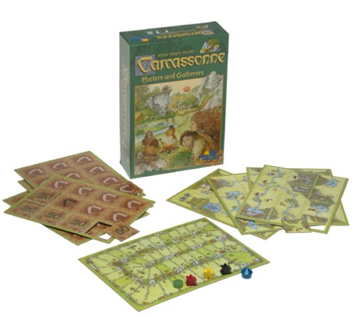Carcassonne: Hunters And Gatherers by Rio Grande Games