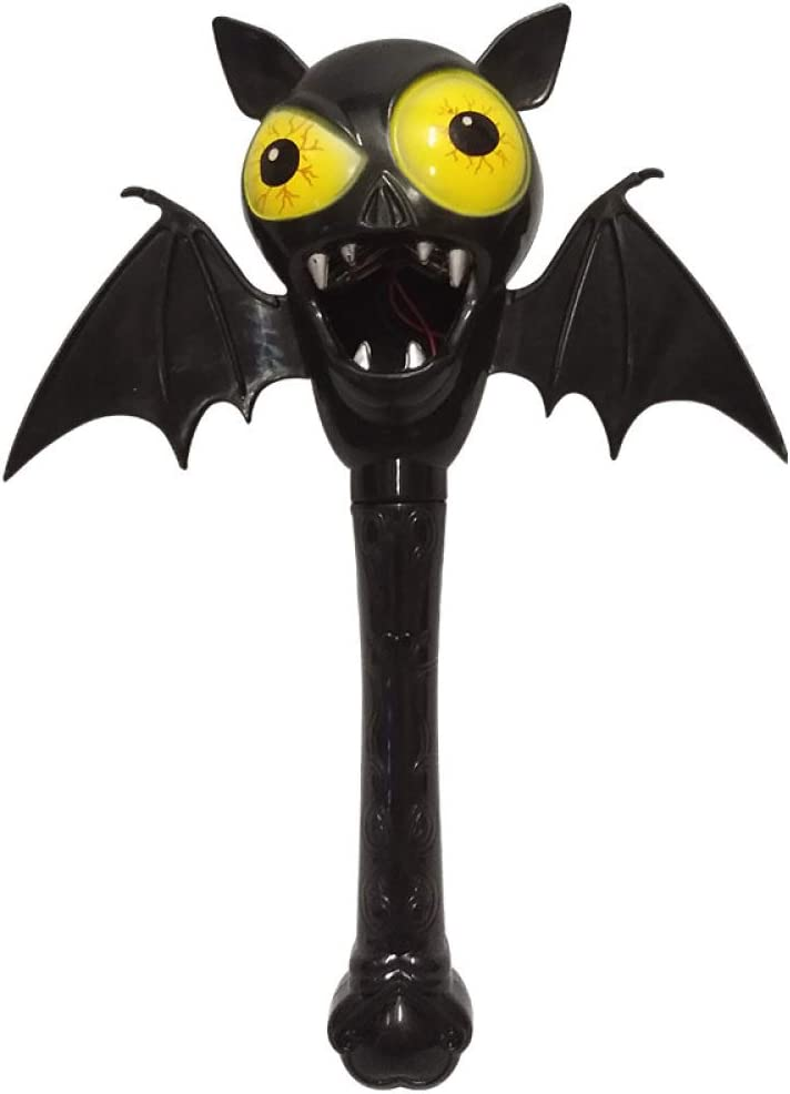 Batido portátil Linterna Batido de Halloween Luces Fantasma Brillo Barra de Mano Barra de Fiesta Accesorios de Mano Batido: Amazon.es: Hogar