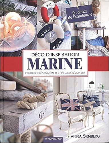 Déco Dinspiration Marine Couture Créative Objets Et Meubles