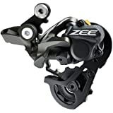 Shimano Zee RD-M640 Shadow Design SS 32-36T Top Normal Rear Derailleur - Black, Small