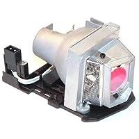 New Genuine Dell 1210S Projector Lamp Bulb w/Housing 725-10193 317-2531 4WRHF 04WRHF