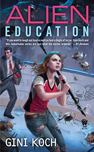 Alien Education (Alien Novels Book 15)