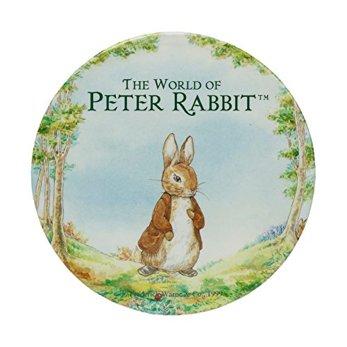 Peter Rabbit Melamine Teapot Trivet/Wall Art Plate ()
