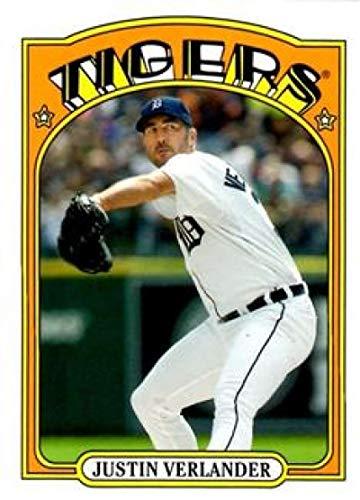 2013 Topps 1972 Topps Minis #TM-20 Justin Verlander Tigers MLB Baseball Card NM-MT