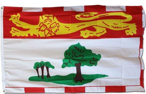 - Prince Edward Island - 3' x 5' Polyster Canadian Province Flag