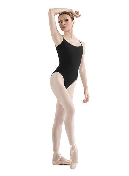 10773b1b2dfca Amazon.com : Bloch Dance Women's Sissone v-Back Camisole Leotard ...